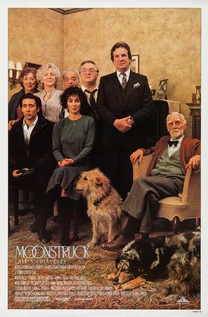 Moonstruck - Movie Poster (thumbnail)