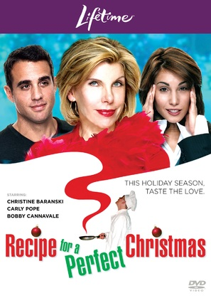 Recipe for a Perfect Christmas - Movie Cover (thumbnail)