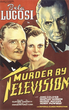 Murder by Television - Movie Poster (thumbnail)