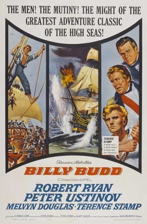 Billy Budd - Movie Poster (thumbnail)