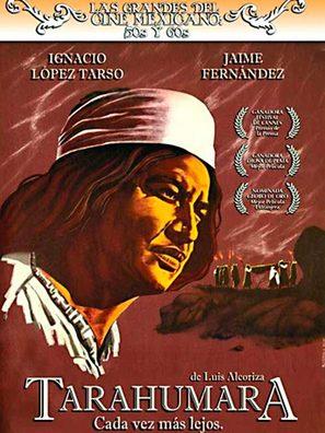 Tarahumara (Cada vez más lejos) - Mexican Movie Poster (thumbnail)
