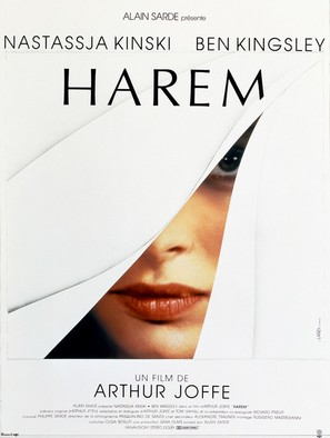 Harem - French Movie Poster (thumbnail)