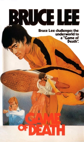 Game Of Death - VHS movie cover (thumbnail)