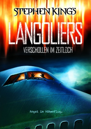 The Langoliers - German DVD cover (thumbnail)