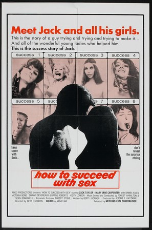 How to Succeed with Sex - Movie Poster (thumbnail)