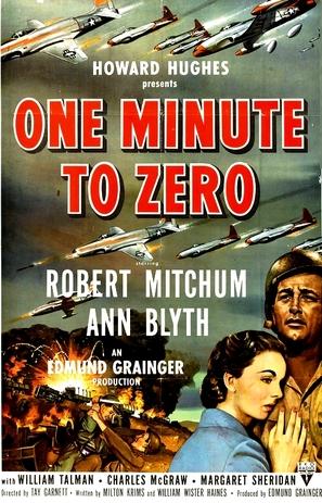 One Minute to Zero - Movie Poster (thumbnail)