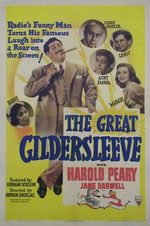 The Great Gildersleeve - Movie Poster (thumbnail)