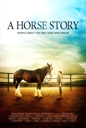 A Horse Story - Movie Poster (thumbnail)