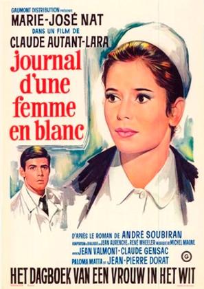Journal d'une femme en blanc
