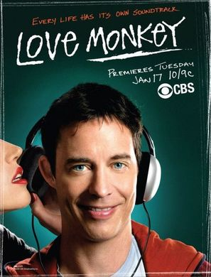 """Love Monkey"" - poster (thumbnail)"