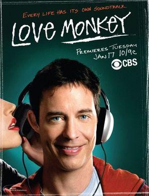 """Love Monkey"" - poster (thumbnail)"