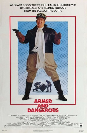 Armed and Dangerous - Movie Poster (thumbnail)