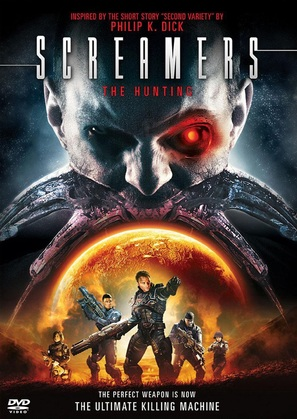 Screamers: The Hunting - DVD movie cover (thumbnail)