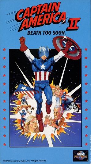 Captain America II: Death Too Soon - Movie Cover (thumbnail)