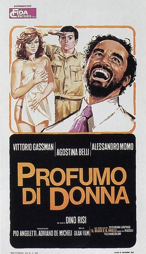 Profumo di donna - Italian Movie Poster (thumbnail)