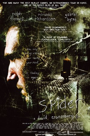 Spider - Movie Poster (thumbnail)