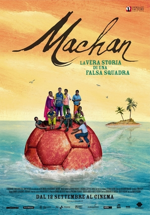 Machan - Italian Movie Poster (thumbnail)