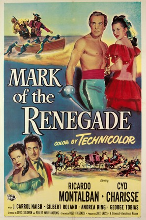 The Mark of the Renegade - Movie Poster (thumbnail)