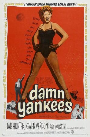 Damn Yankees! - Movie Poster (thumbnail)