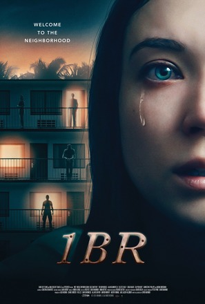1BR - Movie Poster (thumbnail)