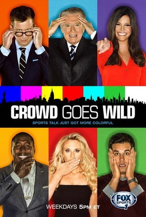 """Crowd Goes Wild"" - Movie Poster (thumbnail)"