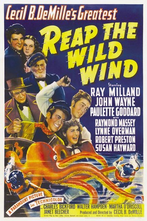Reap the Wild Wind - Movie Poster (thumbnail)