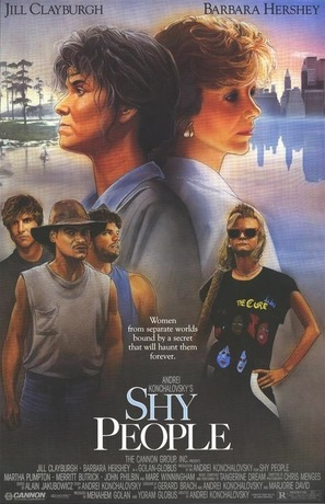 Shy People - Movie Poster (thumbnail)