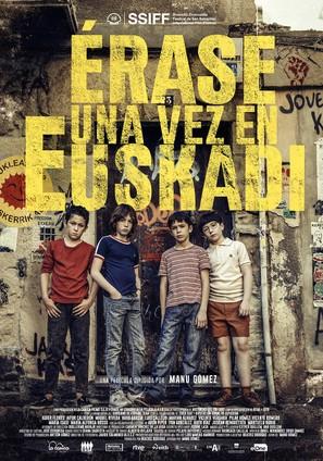 Érase una vez... Euskadi - Spanish Movie Poster (thumbnail)