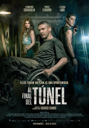 Al final del túnel - Argentinian Movie Poster (thumbnail)