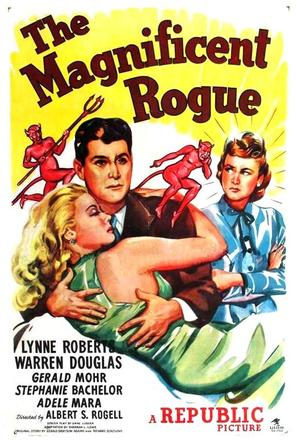 The Magnificent Rogue - Movie Poster (thumbnail)
