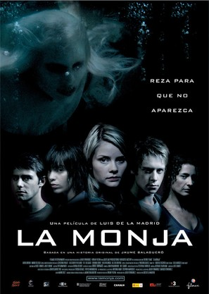 La monja - Spanish Movie Poster (thumbnail)