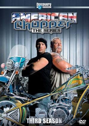 """American Chopper: The Series"" - poster (thumbnail)"