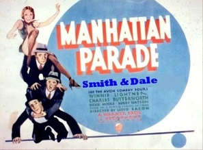 Manhattan Parade - Movie Poster (thumbnail)