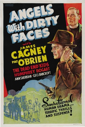 Angels with Dirty Faces - Movie Poster (thumbnail)