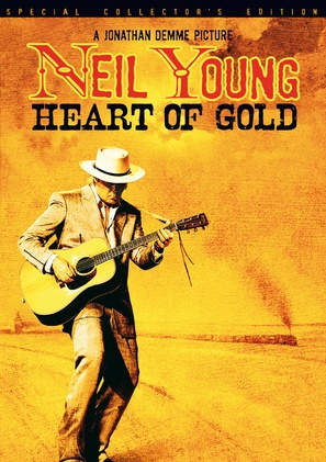 Neil Young: Heart of Gold - DVD cover (thumbnail)