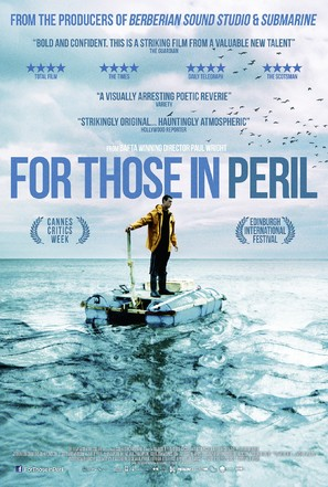 For Those in Peril - British Movie Poster (thumbnail)