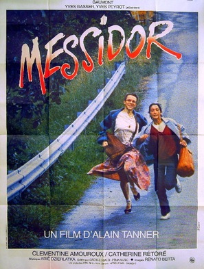 Messidor - French Movie Poster (thumbnail)