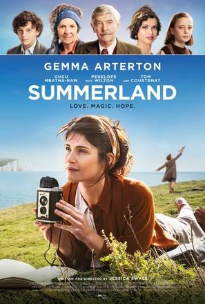 Summerland - International Movie Poster (thumbnail)