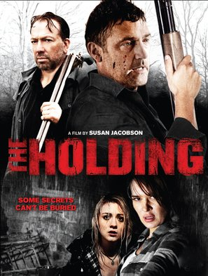 The Holding - British Movie Poster (thumbnail)