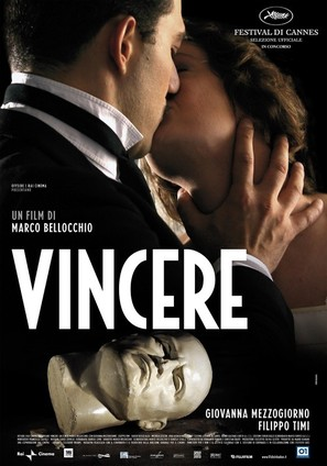 Vincere - Italian Movie Poster (thumbnail)