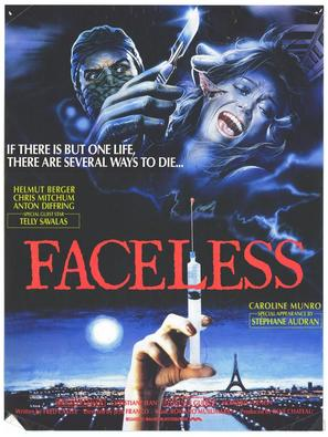 Faceless - Movie Poster (thumbnail)