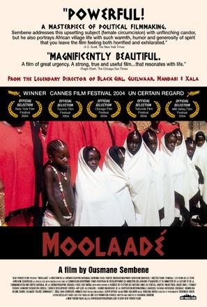 Moolaadé - Movie Poster (thumbnail)