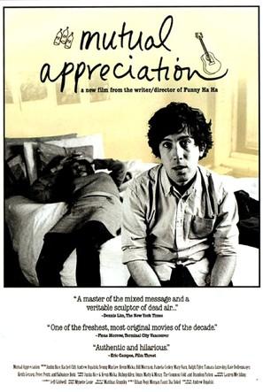 Mutual Appreciation - Movie Poster (thumbnail)