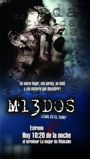 """Trece miedos"" - Mexican Movie Poster (thumbnail)"