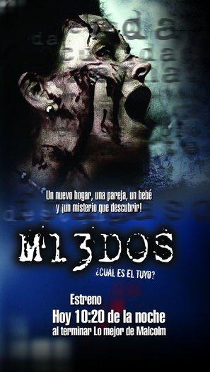 """Trece miedos"" - Mexican Movie Poster (thumbnail)"