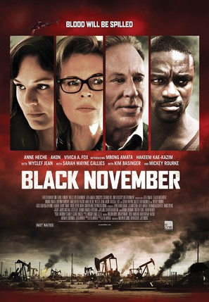 Black November - Movie Poster (thumbnail)