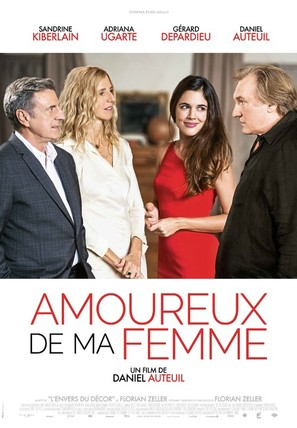 Amoureux de ma femme - French Movie Poster (thumbnail)