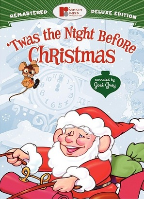 'Twas the Night Before Christmas - DVD movie cover (thumbnail)