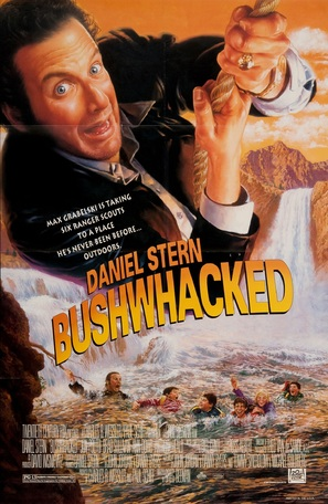 Bushwhacked - Movie Poster (thumbnail)