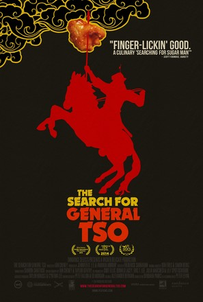 The Search for General Tso - Movie Poster (thumbnail)